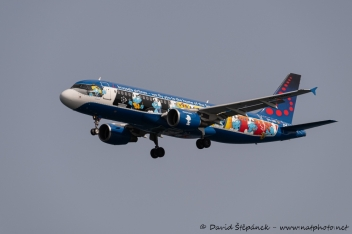 Airbus A320-214 (Brussels Airlines) (The...