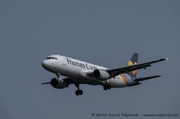 Airbus A320-214 (Thomas Cook Airlines)
